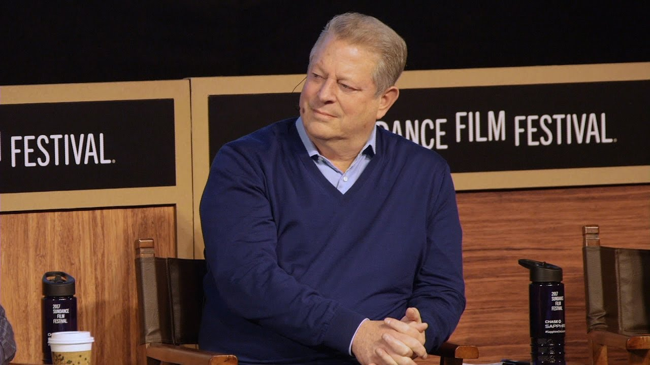 Al Gore's 'Inconvenient Truth' Sequel to Include Trump's Exit From Paris Accord