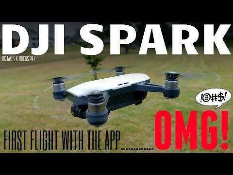 DJI SPARK....OMG!