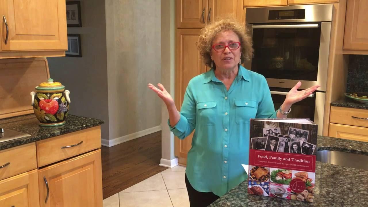 Lynn Kirsche Shapiro Sharing Tzimmes to Feed the Needy at Masbia ...