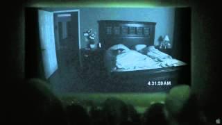 Паранормальное явление / Paranormal Activity / 2007 (Мистика. Ужасы. Триллеры. Кино 2013. HD)