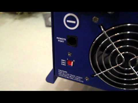 hqdefault 3000 watt low frequency aims power solar inverter charger youtube  at alyssarenee.co