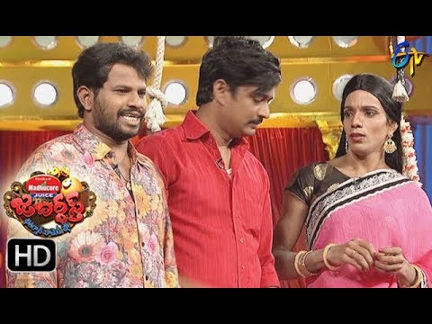 Hyper Aadi, Raijing Raju Performance | Jabardasth | 16th November 2017 | ETV  Telugu