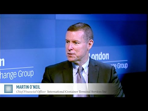 ICTSI on managing container ports and terminals worldwide   World Finance Videos