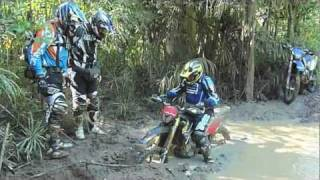 Dirt Bike World - Mal's ride