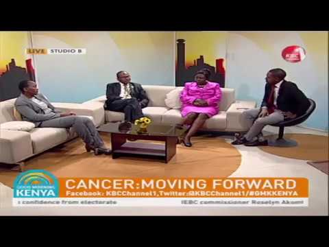 Good Morning Kenya - Cancer awareness as a key to tackling the disease