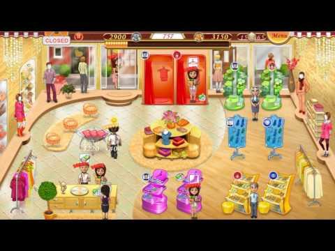Bella Fashion Design - time-managment game