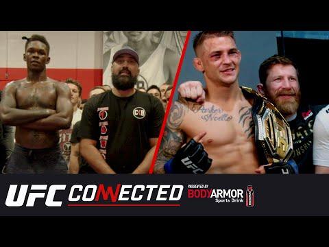 UFC Connected: Israel Adesanya at City Kick Boxing, Marc Diakiese, Dan Hardy, Mike Brown