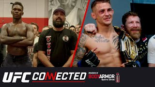 UFC Connected: Israel Adesanya at City Kick Boxing, Marc Diakiese, Dan Hardy, Mike Brown