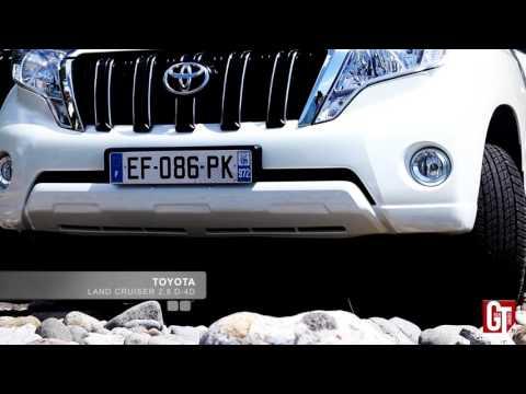 Vidéo Toyota Land Cruiser essai Grantomobil.fr Martinique