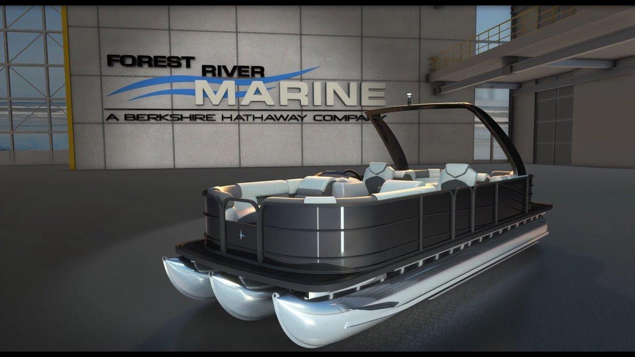 Forest River Marine Plant Tour
