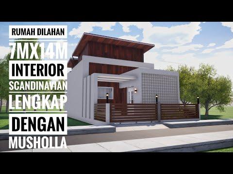 rumah-modern,-interior-scandinavian-fasilitas-lengkap-dengan-musholla