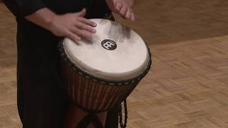 Recital Suite for Djembe, III - B. Michael Williams