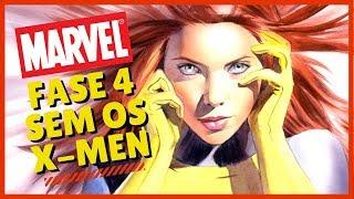 MARVEL FASE 4 |  X-MEN VÃO TER QUE ESPERAR? thumbnail