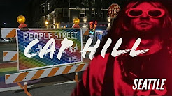 CAPITOL HILL | Seattle Nightlife! ? Bars, Clubs, Street Food? (Vlog Travel Guide Tour, Q Nightclub)