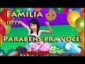 Família Biscoito - Spin-Off da Família Tururu - The Sims 4 - Epi 11 - Parabéns pra você