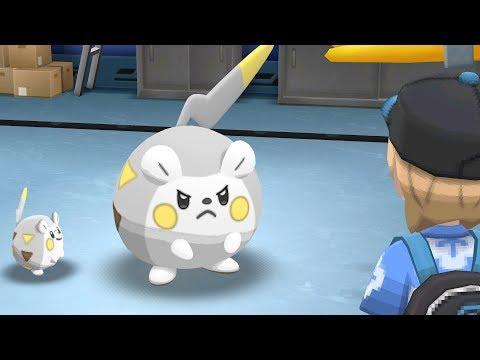 Pokemon Ultra Moon: Totem Togedemaru (4K)