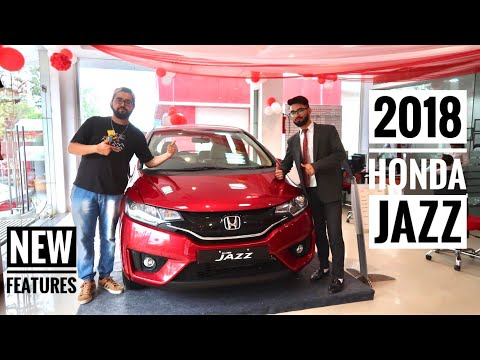 All New Honda Jazz | 2018 Honda Jazz | Honda Jazz New Features | Honda Jazz Accesories