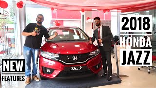 All New Honda Jazz | 2018 Honda Jazz | Honda Jazz New Features | Honda Jazz Accesories
