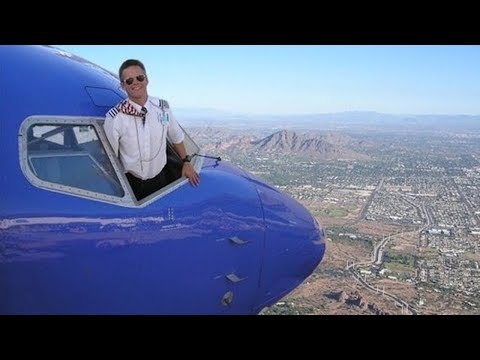 Dünyadaki En Havalı Pilotlar Bakın Neler Yapıyor!