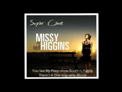 Sugar Cane - Missy Higgins ( with Lyrics)