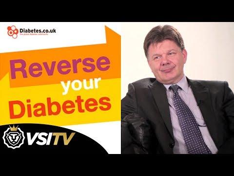 Reverse Your Diabetes | Dr David Cavan | The Interview