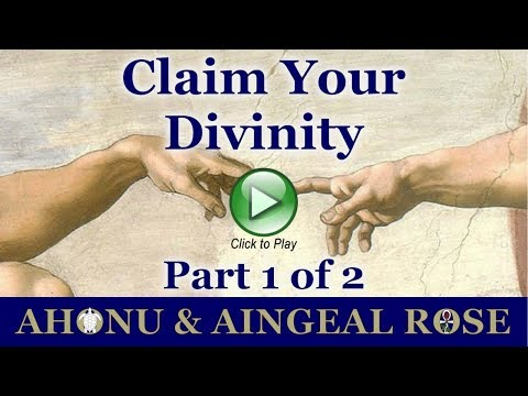 Claim Your Divinity!