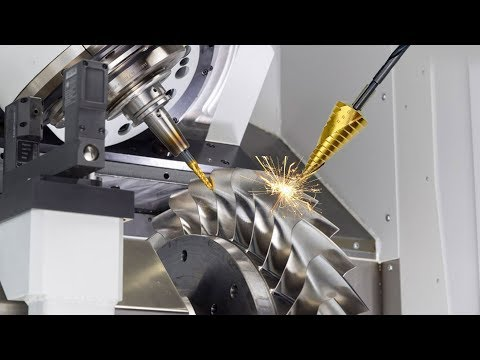 German Drilling & CNC Technology - Discover Heavy Weight Manufacture | Technology Connections