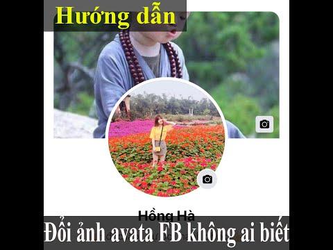 Hướng dẫn cách đổi ảnh đại diện facebook mà không ai biết bằng điện thoại