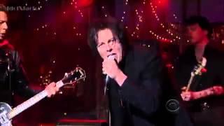The Jim Jones Revue 'High Horse' David Letterman 9 6 11