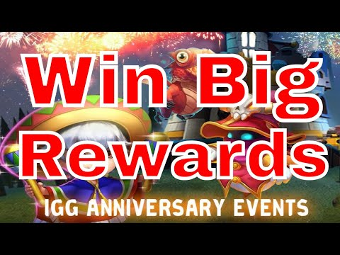 Win Big Rewards Clashers Sign-In Castle Clash