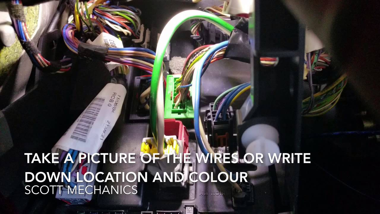 Citroen C4 Bsi Wiring Diagram Hogtunes 2004 Peugeot 307 2.0 Petrol Fuse Box Fault B S I Found And Fixed By Scott Mechanics - Youtube