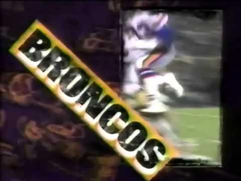 Preview - Broncos Cowboys Sunday Night Football (1994)