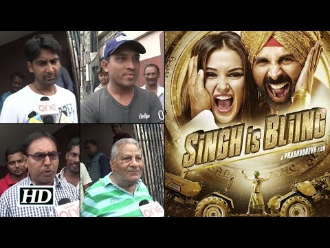 Singh Is Bling (2015) Movie | Public Review