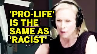 Gillibrand: Being 'Pro-life' is the Same As Being 'Racist'