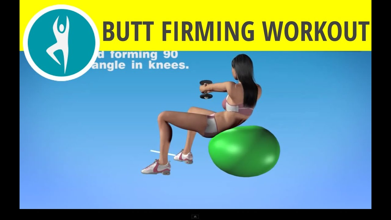 Best butt firming workout: sculpt your glutes, thighs and ...