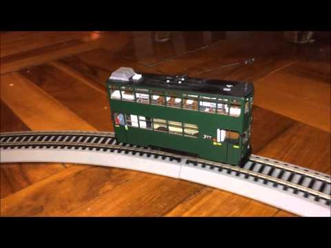 香港之電車, Hong Kong Tram (HO scale model)