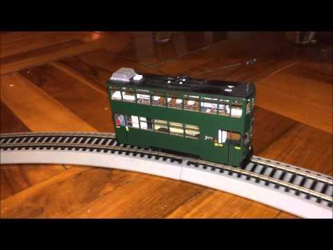香港之電車, Hong Kong Tram (HO scale model)