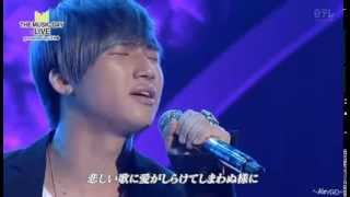 Cover images [1000p] [Live] Daesung - I love You U (D-LITE)