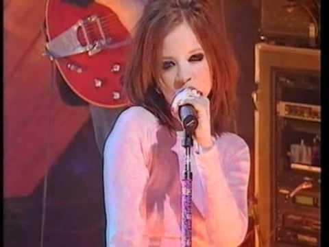 Garbage - 'Stupid Girl' live on TFI Friday