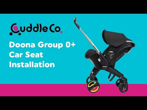 Installation Guide For Doona - Group 0+ Car Seat | Smyths Toys