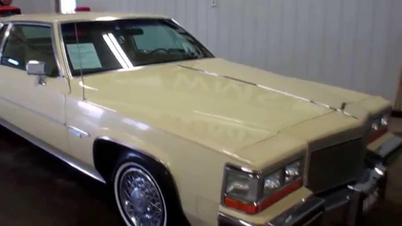 1982 Cadillac Coupe Deville ~ WMSOHIO.COM - YouTube