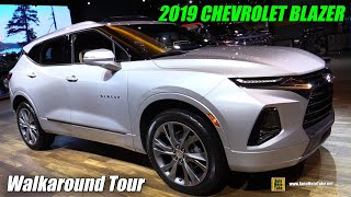 2019 Chevrolet Blazer - Exterior and Interior Walkaround - 2019 Chicago Auto Show