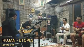 Utopia - Hujan (cover)