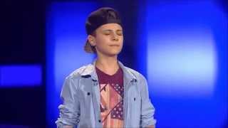 Lo mejor de la Voz Kids Germany 2014