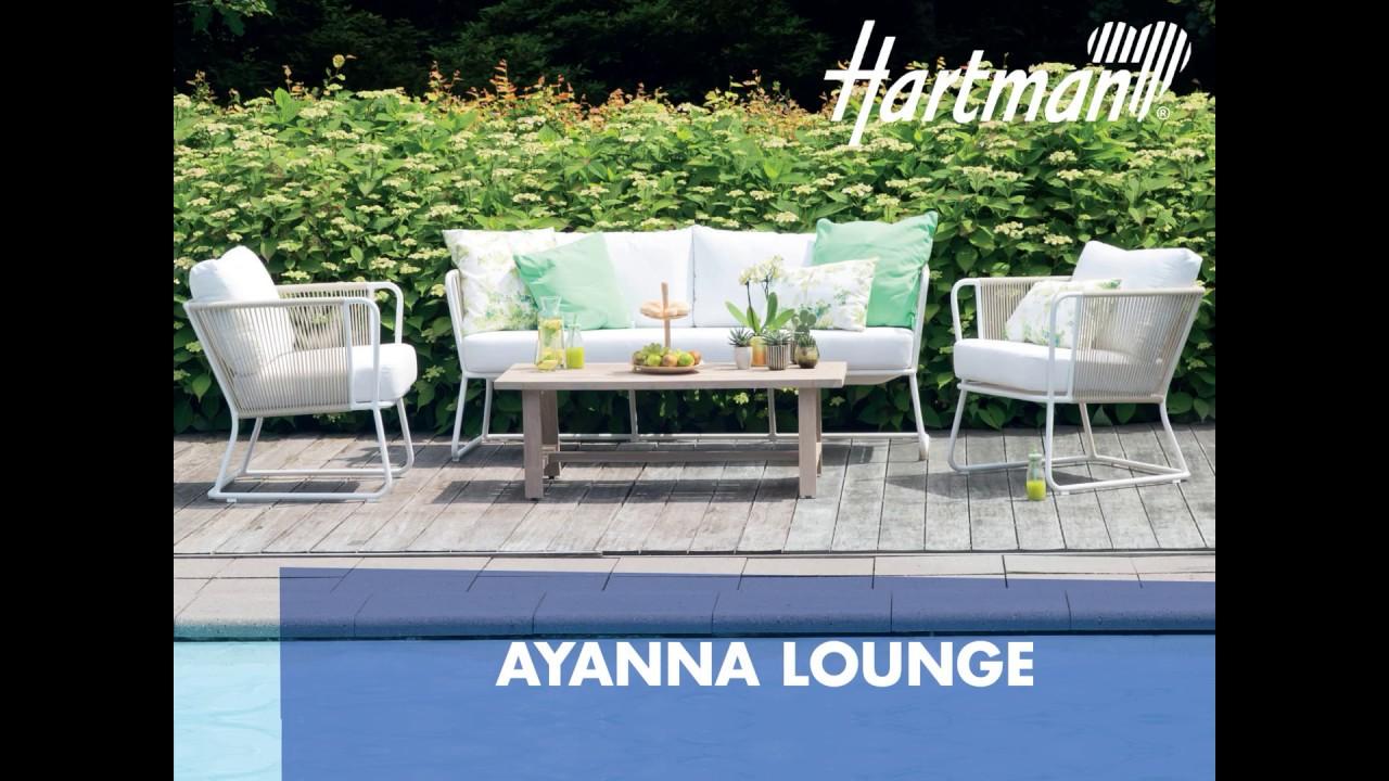 Hartman Lounge Stoel.Hartman Ayanna Lounge Dining Tuinmeubelen Nl
