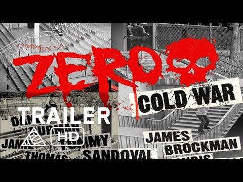 ZERO: Cold War - Official Trailer - Zero Skateboards [HD]