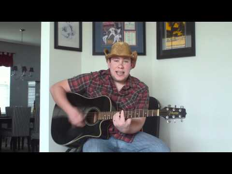 Jason Aldean - Dirt Road Anthem (An Acoustic Cover By Aaron Smith
