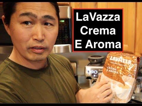 "LaVazza ""Crema E Aroma"" Whole Bean Coffee"