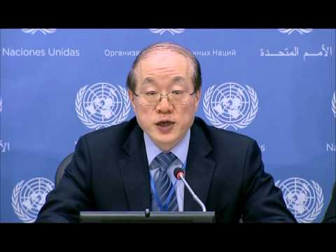 China -  Peaceful Solution in Syria