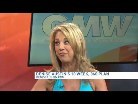 Denise Austin discusses her 10-week, 360 fitness plan